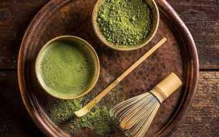 Японский чай Матча – польза, вред и противопоказания