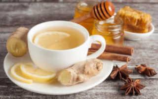 Чем полезен чай с имбирем для мужчин