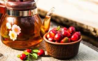 Чай с боярышником — польза и вред
