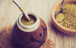 Чай Матэ — любимый чай парагвайцев