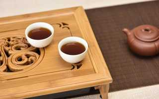 Китайский чай пуэр – источник природной красоты и силы