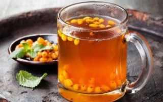 Чай с облепихой — 20 рецептов природной пользы