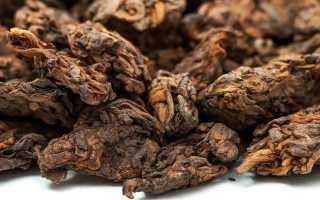Особенности пуэра Лао Ча Тоу (Старые чайные головы)