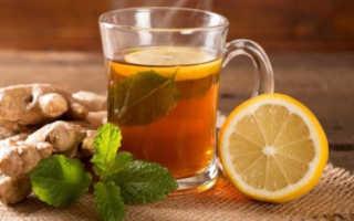 Имбирный чай с лимоном — польза и вред, как приготовить