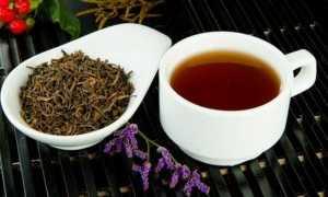 Чай Гун Тин, он же дворцовый, императорский или королевский пуэр