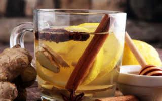 Можно ли пить имбирный чай на ночь