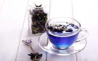Что такое пурпурный чай Чанг Шу — вся правда о нем