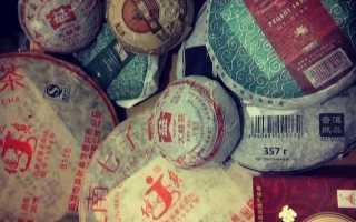 Каким бывает китайский чай пуэр?