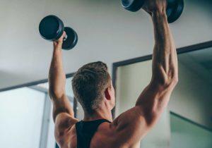 Помощь в наращивании мышц