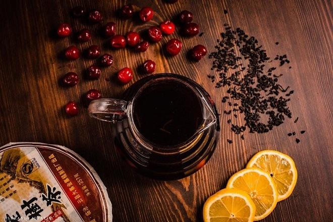 Рецепт пуэра на вишневом соке
