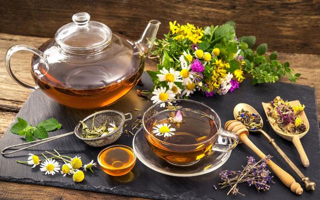 Для профилактики монастырский чай можно пить с медом