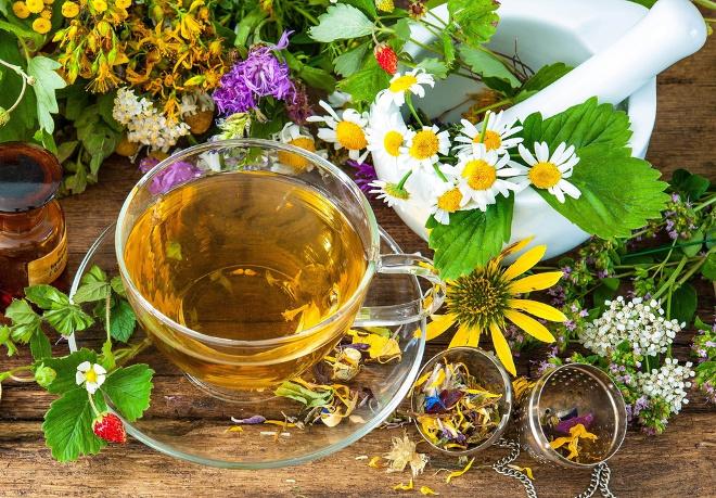 Монастырский чай можно употреблять вместо традиционных аналогов