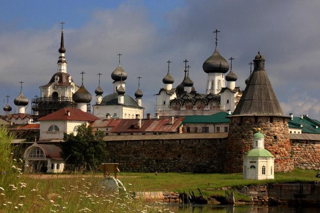 Придумали монастырский чай монахи Соловецкого монастыря
