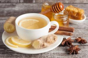 Чай из корня имбиря – это полезный напиток с необычным вкусом