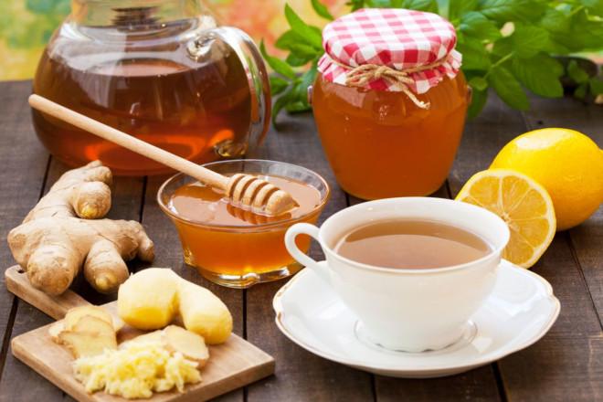 Для похудения рекомендуется пить имбирный чай в большом объеме и достаточно продолжительное время