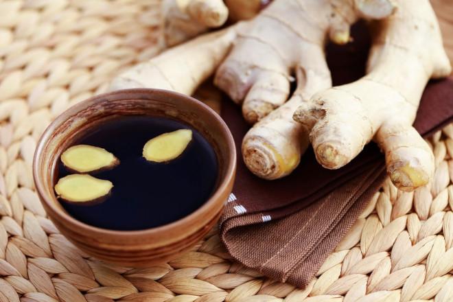 Имбирь улучшает кровоснабжение половых органов, а благодаря эфирным маслам повышает либидо
