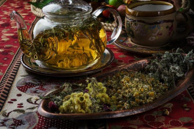 Монастырский чай обладает целебными свойствами