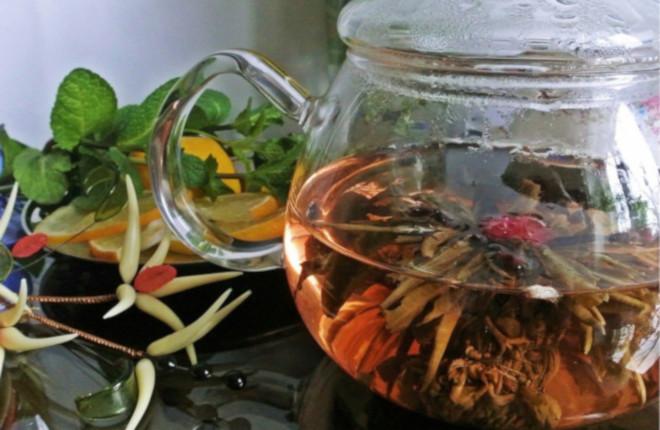 Монастырский чай помогает при хронической усталости, нарушении сна
