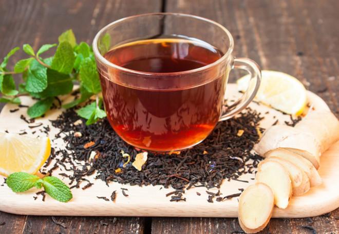 имбирного чая от простуды и кашля, помогающий усилить отхаркивание