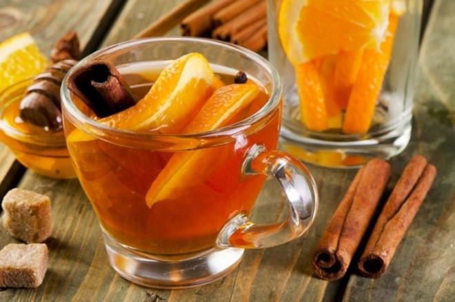 Имбирно-апельсиновый чай, если употреблять его достаточно часто, почти каждый день, оказывает заметное влияние на весь организм