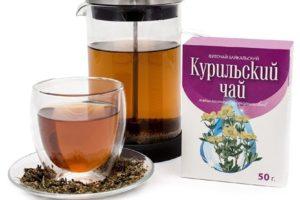 Как выбрать курильский чай