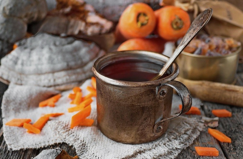 Полезные свойства морковного чая